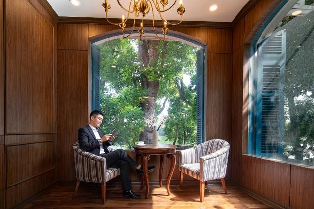 Trải nghiệm đẳng cấp cùng dịch vụ Shinhan Private Wealth Management - Ảnh 2.
