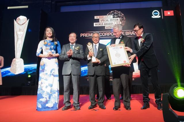 Điều gì có về cho Ciputra Hanoi giải thưởng thương hiệu - The BrandLaureate - Ảnh 2.