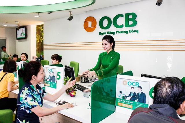 OCB giảm 50% phí chuyển tiền quốc tế - Ảnh 1.