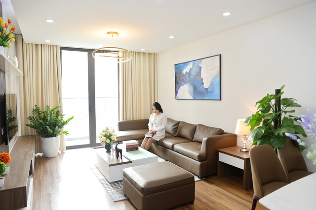 Dự án Bohemia Residence vượt tiến độ, chủ đầu tư Vinaconex Invest bàn giao nhà cho khách hàng ngay trong tháng 12 - Ảnh 1.
