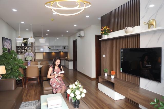 Dự án Bohemia Residence vượt tiến độ, chủ đầu tư Vinaconex Invest bàn giao nhà cho khách hàng ngay trong tháng 12 - Ảnh 2.