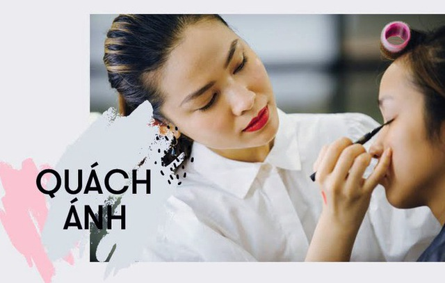 """""""Phù thủy makeup"""" Việt Nam và thương hiệu mỹ phẩm của riêng mình - Ảnh 2."""