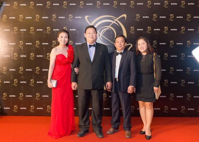 Công ty Cổ phần Khu công nghiệp Hiệp Phước được vinh danh Doanh nghiệp xuất sắc Châu Á 2018 - Ảnh 1.