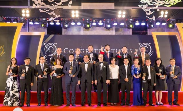 Công ty Cổ phần Khu công nghiệp Hiệp Phước được vinh danh Doanh nghiệp xuất sắc Châu Á 2018 - Ảnh 2.