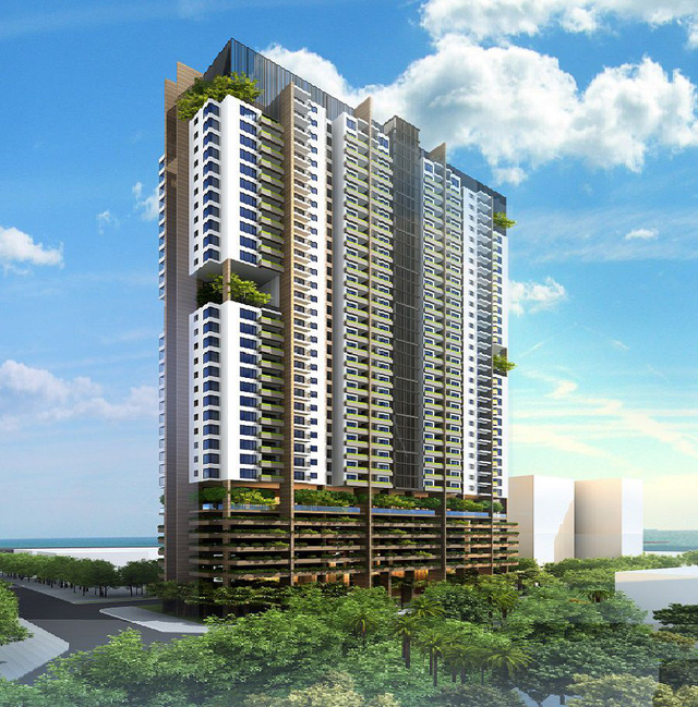 Sống xanh giữa nội đô với căn hộ FLC Green Apartment - Ảnh 2.