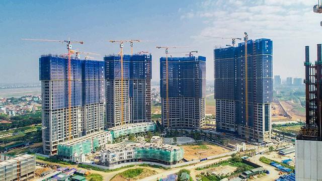 """""""Nhà ở hạng sang tốt nhất Việt Nam"""" Sunshine City chính thức cất nóc tòa đầu tiên - Ảnh 1."""