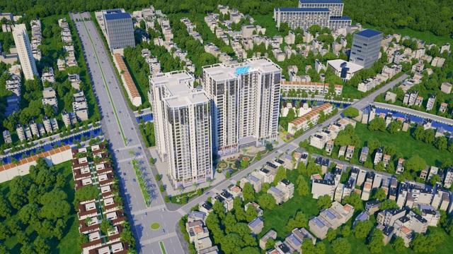 Thị trường BĐS có sự chuyển dịch bởi các con phố vành đai 2.5 - Ảnh 2.