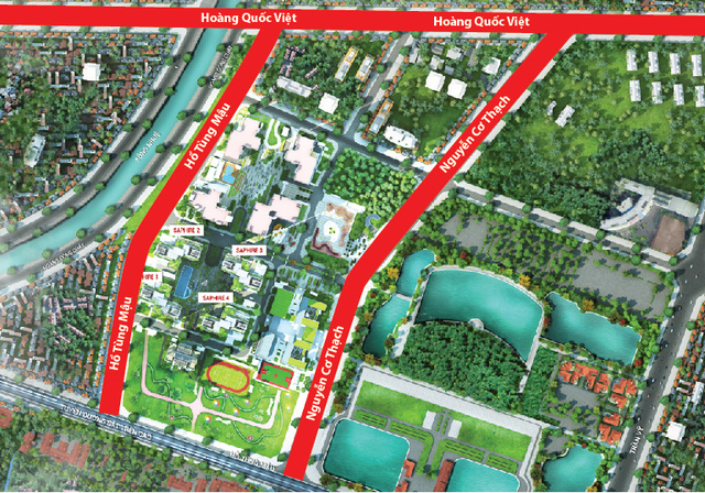 Người dân phía Tây Hà Nội đấyn tin vui: Đường Nguyễn Cơ Thạch dự tính thông các con phố trong tháng 12/2018 - Ảnh 1.