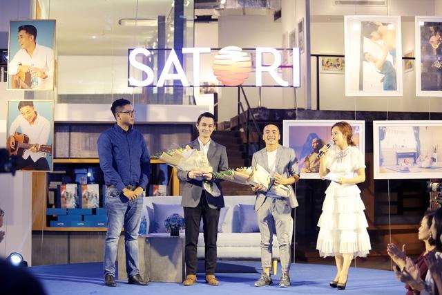 Satori ra mắt nước uống đóng chai với công nghệ hoàn lưu khoáng sRO tại Việt Nam - Ảnh 1.