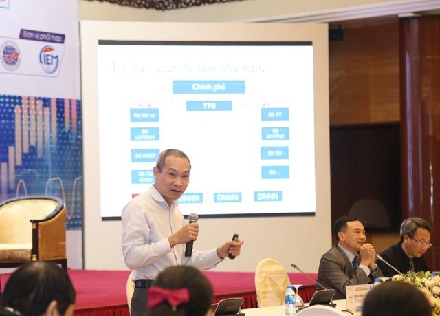 Quản trị sự thay đổi và tái cấu trúc doanh nghiệp nhà nước: Thiết lập khuôn khổ quản trị hiện đại, minh bạch - Ảnh 1.