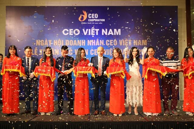 Tập đoàn CEO Việt Nam – Tập đoàn hàng đầu về đào tạo, cung ứng nguồn nhân lực cho doanh nghiệp - Ảnh 1.