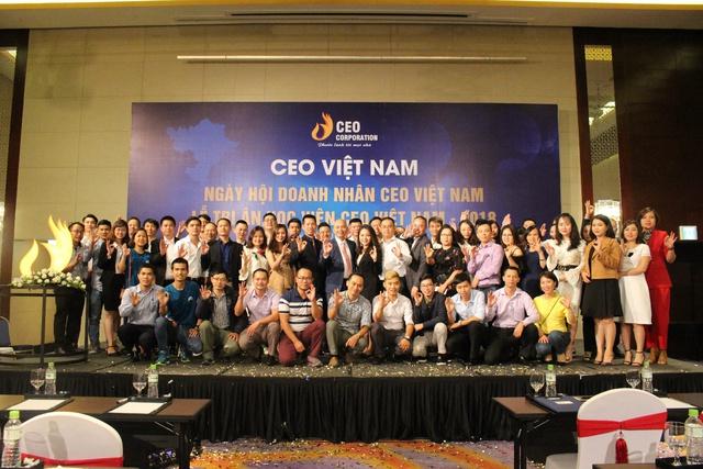 Tập đoàn CEO Việt Nam – Tập đoàn hàng đầu về đào tạo, cung ứng nguồn nhân lực cho doanh nghiệp - Ảnh 2.