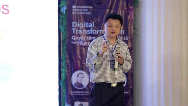 Workshop marketing bất động sản: Digital Transformation – nơi hội tụ giải pháp tiên phong cho thị trường bất động sản - Ảnh 1.