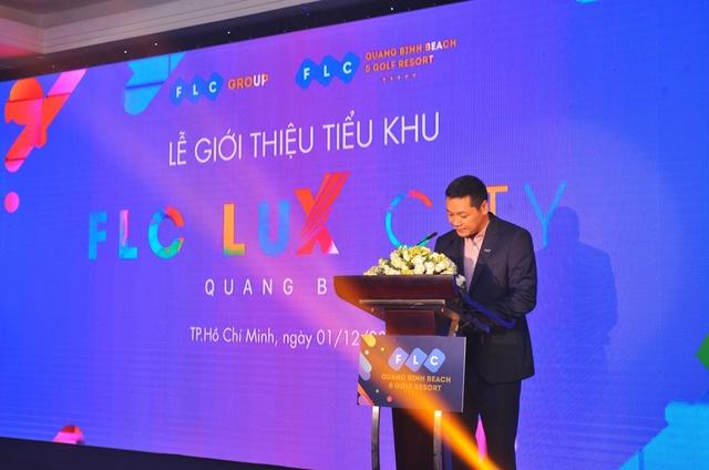 """FLC Quảng Bình tái xuất miền Nam, công bố """"bộ ba"""" sản phẩm đắt giá của FLC Lux City - Ảnh 1."""