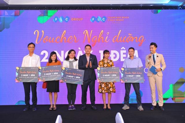 """FLC Quảng Bình tái xuất miền Nam, công bố """"bộ ba"""" sản phẩm đắt giá của FLC Lux City - Ảnh 4."""