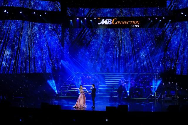 """MB connection 2018: """"Chuyển - Live concert"""" – đêm nhạc đẳng cấp tri ân khách hàng của MB - Ảnh 2."""