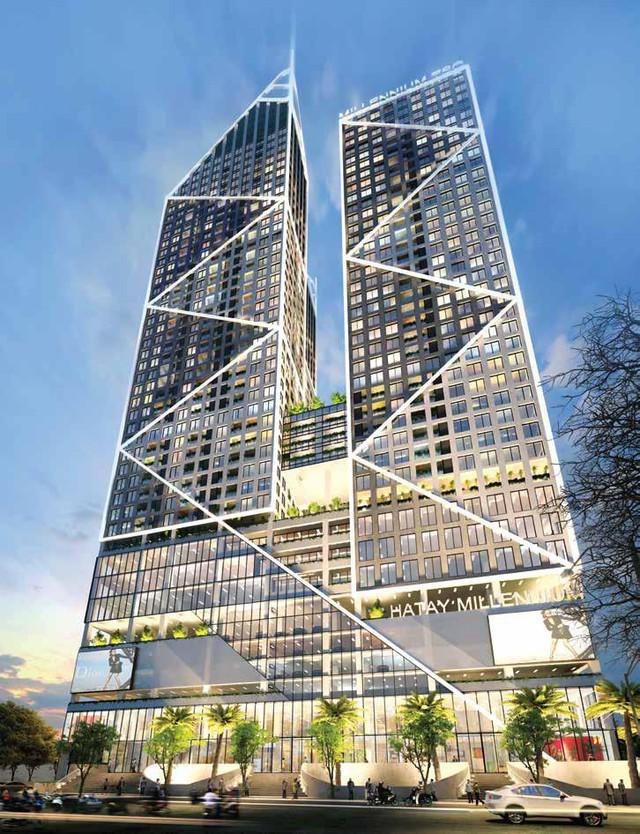 Sở hữu căn hộ cao tầng ở trọng điểm Hà Đông có chỉ từ 1,3 tỷ đồng - Ảnh 1.