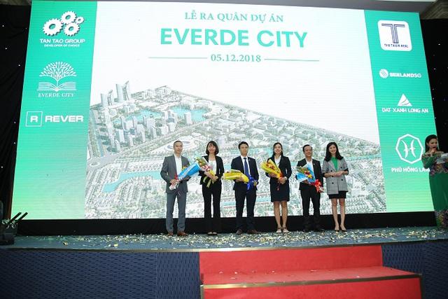 Dự án khu đô thị Everde City tưng bừng lễ ra quân - Ảnh 1.