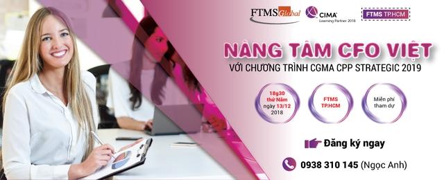 Học tại Việt Nam nhận bằng quốc tế CIMA chỉ với 1 bài thi - Ảnh 2.