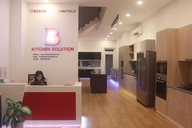 Kitchen Solution – đưa sản phẩm Đức đến tay người Việt - Ảnh 2.