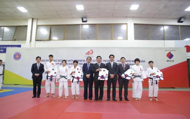 MSIG Việt Nam mang niềm tự hào Judo Nhật Bản - Misato Nakamura - đến Việt Nam - Ảnh 2.