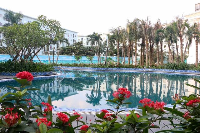 Chiêm ngưỡng vẻ đẹp của khu căn hộ cao cấp quận Long Biên