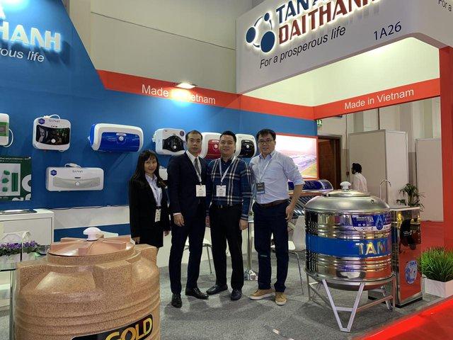 Tập đoàn Tân Á Đại Thành tham dự triển lãm The Big 5 tại Dubai - Ảnh 1.