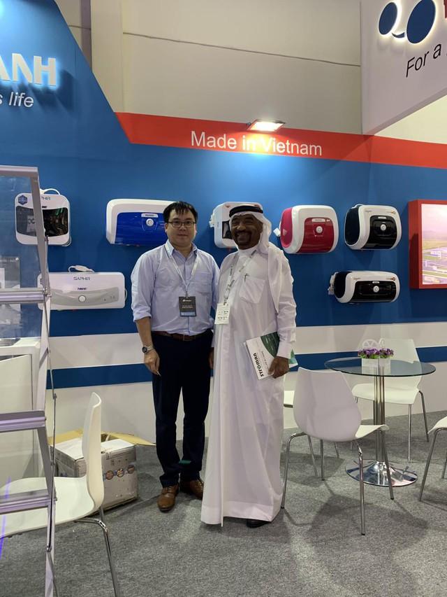 Tập đoàn Tân Á Đại Thành tham dự triển lãm The Big 5 tại Dubai - Ảnh 2.