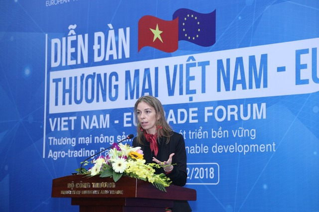 Triển vọng thúc đẩy hợp tác thương mại nông sản Việt Nam – EU - Ảnh 1.