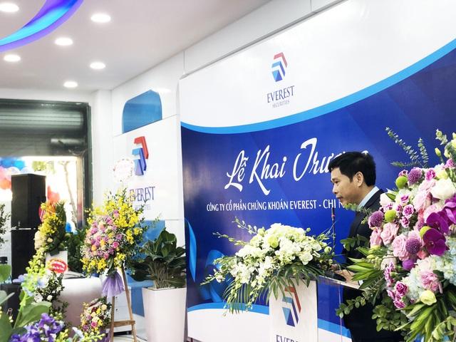 CTCP Chứng khoán Everest chính thức khai trương Chi nhánh Bà Triệu - Ảnh 1.