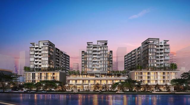 """SonKim Land giới thiệu Giai đoạn 1 dự án The Metropole Thủ Thiêm - """"The Galleria Residences"""" - Ảnh 1."""