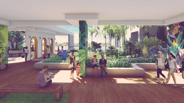 Areca Garden – Ưu đãi lớn cho khách mua chung cư dịp Giáng sinh - Ảnh 1.