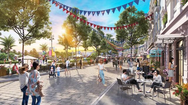 Đầu tư nhà phố thương mại Bãi Kem, Nam Phú Quốc: Không có chỗ cho sự chậm trễ - Ảnh 1.