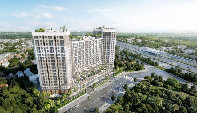 Vietcombank và Bách Phú Thịnh ký kết hợp đồng tài trợ tín dụng cho dự án Centum Wealth - Ảnh 1.