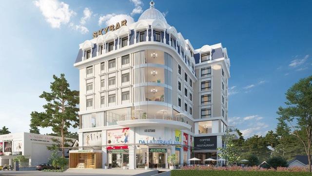 Đà Lạt có căn hộ khách sạn 3 sao 1,2 tỷ, được cam kết lợi nhuận 8% mỗi năm - Ảnh 1.