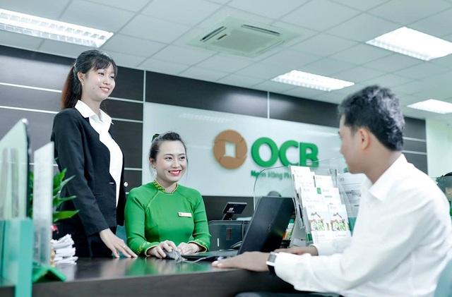 OCB tung hàng loạtưu đãi tri ân triệu khách hàng - Ảnh 1.