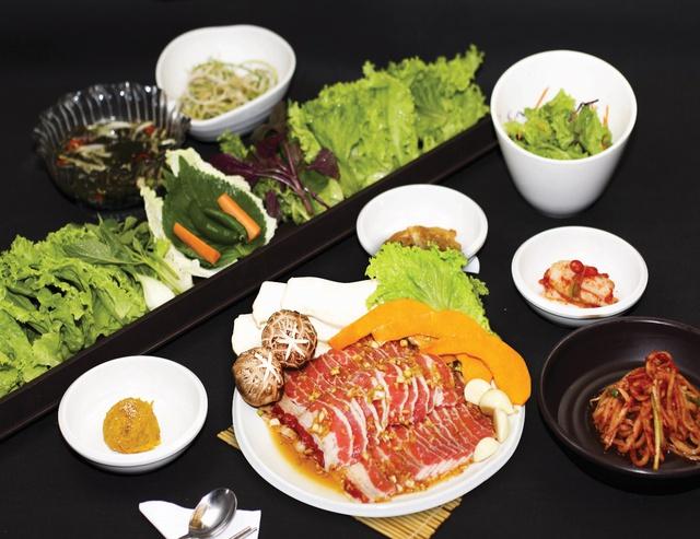 Nhà hàng Gaon - nét văn hóa ẩm thực xứ Hàn - Ảnh 2.