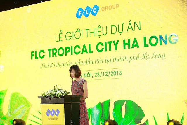Ra mắt phân khu mới, FLC Tropical City Ha Long tiếp tục hút khách