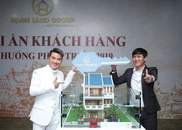 Tặng Mr Đàm biệt thự 10 tỷ - Homeland Paradise Village gây ấn tượng mạnh mẽ ngày ra mắt - Ảnh 1.
