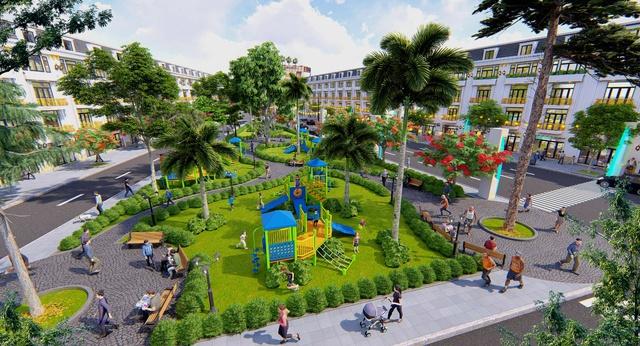 Nhà phố thương mại Đông Dương Green – dự án đầu tư quyến rũ trong dịp đầu năm 2019 - Ảnh 1.