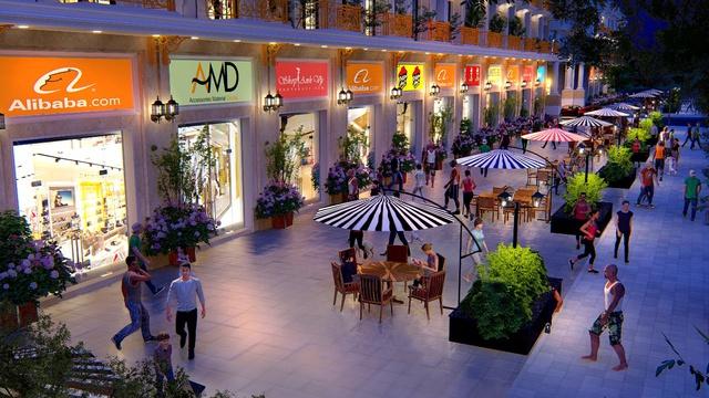 Nhà phố thương mại Đông Dương Green – dự án đầu tư quyến rũ trong dịp đầu năm 2019 - Ảnh 2.