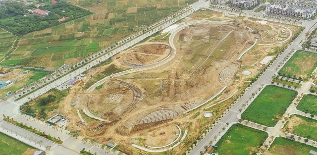 Khu đô thị Dương Nội và cái nhìn toàn cảnh trong hai năm trở lại đây - Ảnh 8.