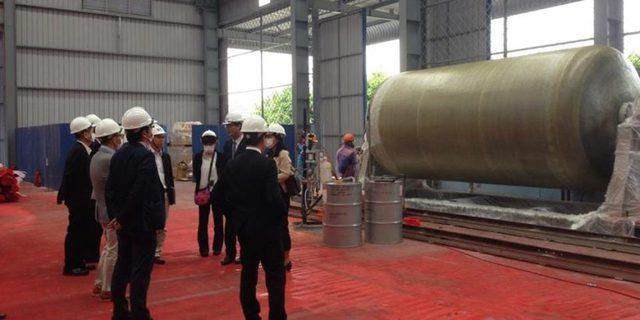 Công ty CP Tập Đoàn Xây Lắp 1 Petrolimex khẳng định vị thế vững chắc - Ảnh 2.