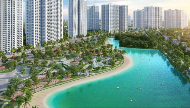 Không còn là giấc mơ, Hà Nội đã có công viên thể thao hàng đầu Đông Nam Á