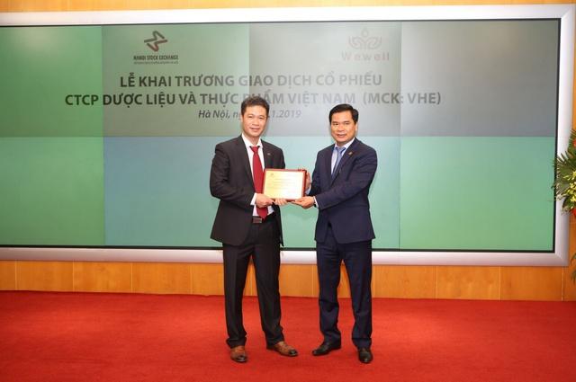 8,8 triệu cổ phiếu VHE chính thức chào sàn HNX - Ảnh 1.