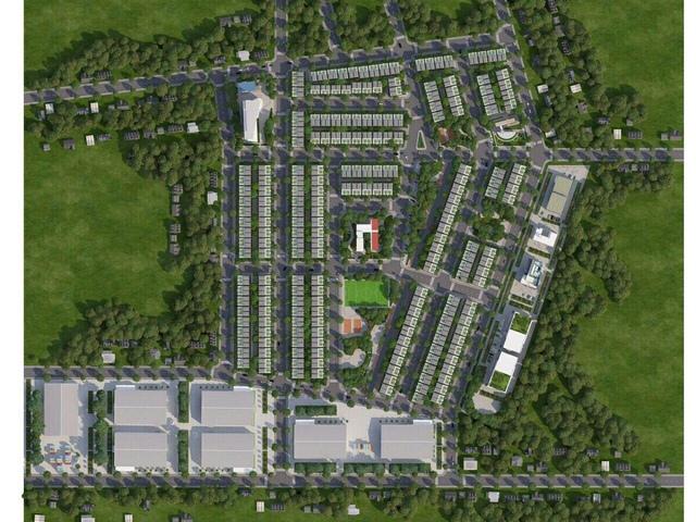 Công bố chính thức Lễ mở bán Dự án Khu đô thị mới Yên Trung Thụy Hòa - Ảnh 1.