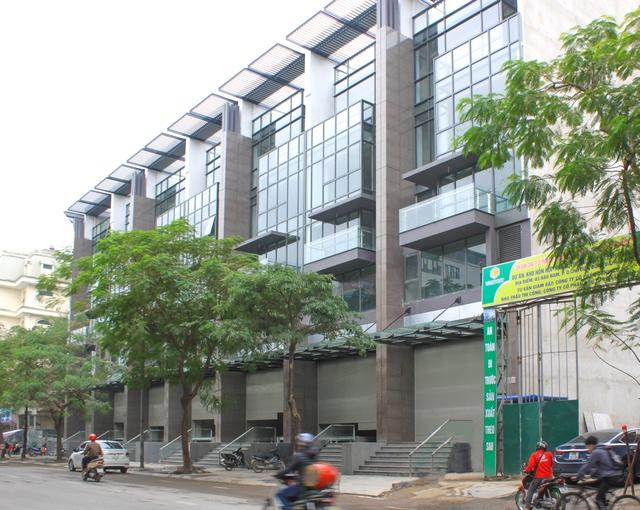 Sức hút của bất động sản khu vực trung tâm - Ảnh 1.