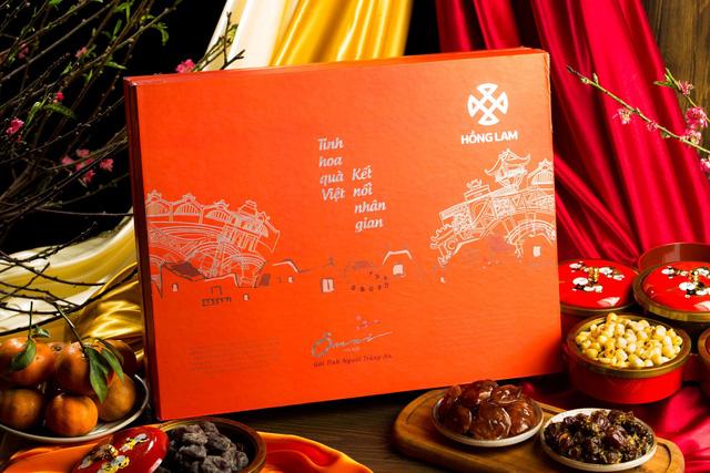 Thị trường quà tết dành cho doanh nghiệp Việt - Ảnh 1.