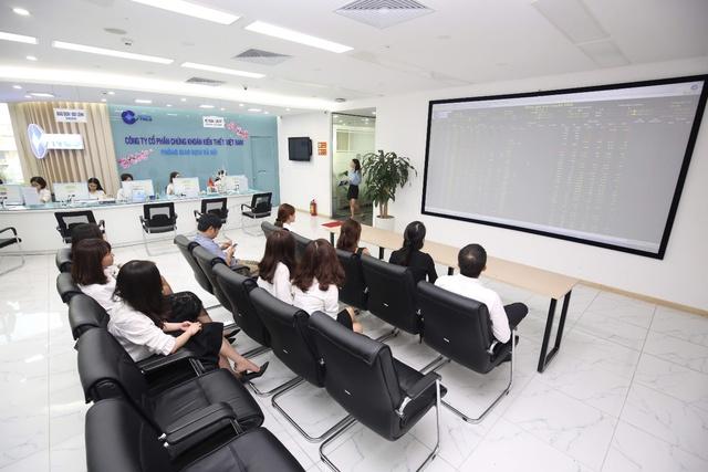Chứng khoán kiến thiết áp dụng phí 0% nhân dịp khai trương chi nhánh mới - Ảnh 2.