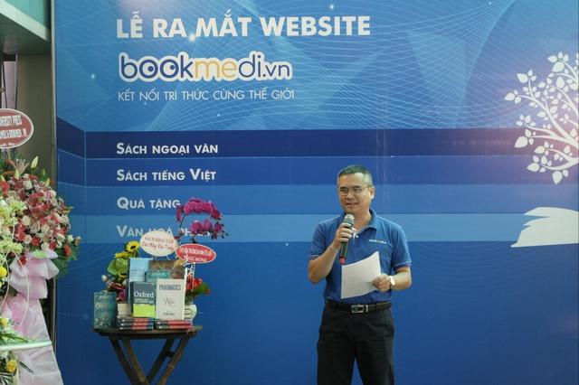 Ra mắt website bán các sản phẩm văn hóa và sách ngoại văn mới nhất tại Tp.HCM - Ảnh 1.